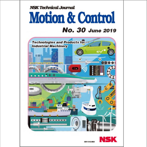 Motion&Control - NSK Technical Journal