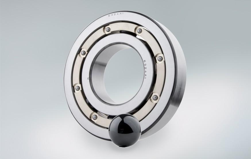 Hybride Céramique Roulements à Billes Fit Penn 545 GS Graphite Haute Vitesse ABEC 7 roulements