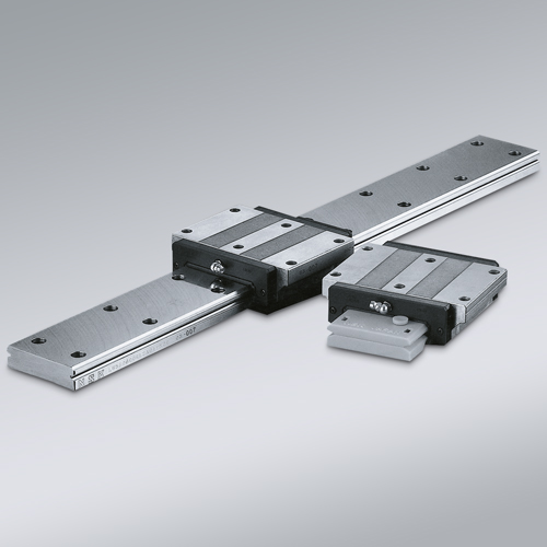 Linear Guides - LW-Series - Wide body
